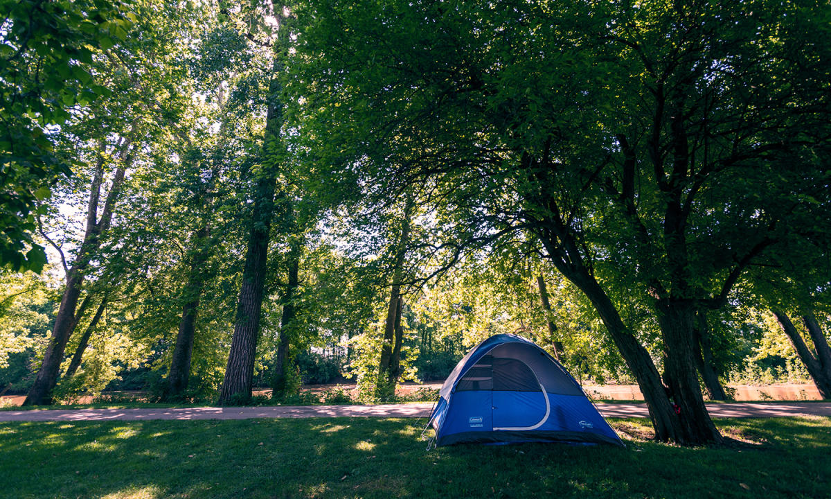 Campgrounds, Lodging & RV Parks in Hamilton County, Indiana