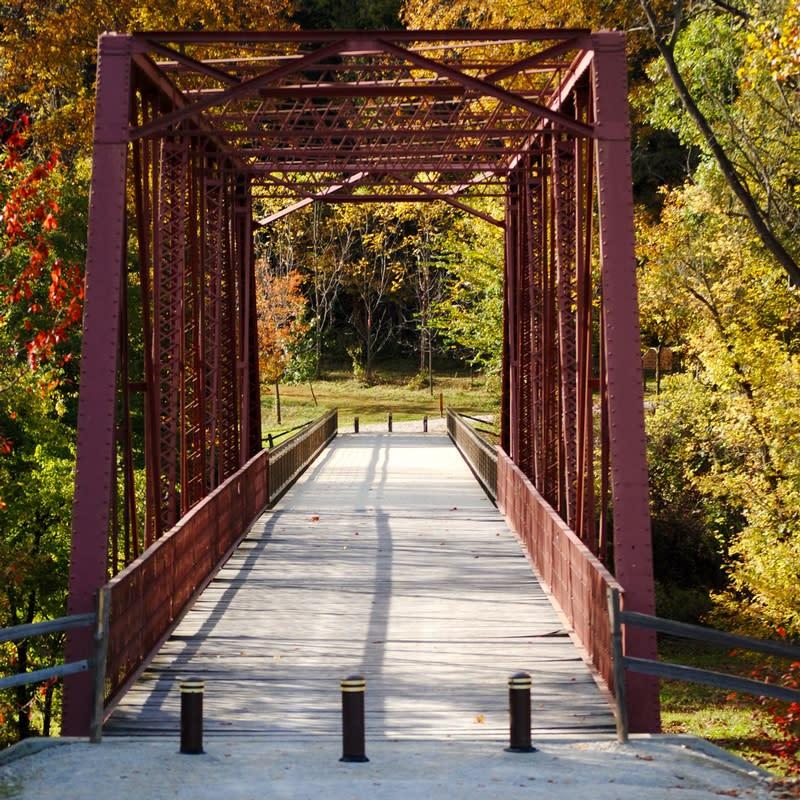 Vandalia Trail Gets Facelift Between Amo, Coatesville