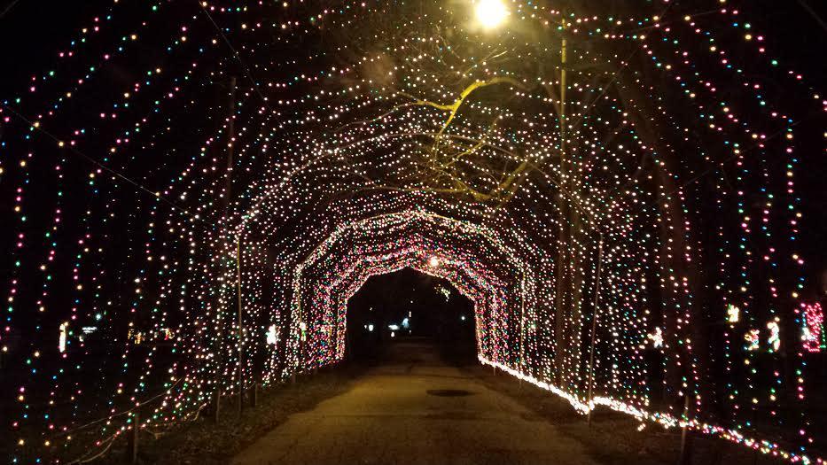 Light Displays in Hendricks County
