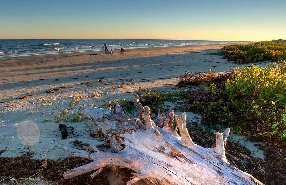 Beaches Near Houston | Find Places to Visit Within 30-60 Minutes