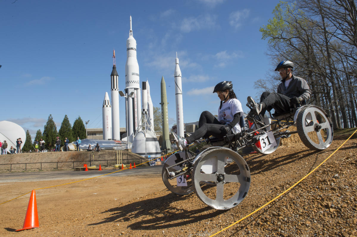 NASA Human Exploration Rover Challenge Heads to Rocket City