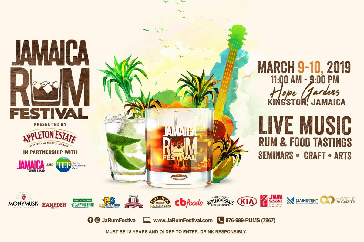 Jamaica Rum Festival 2019 270 Years In The Making