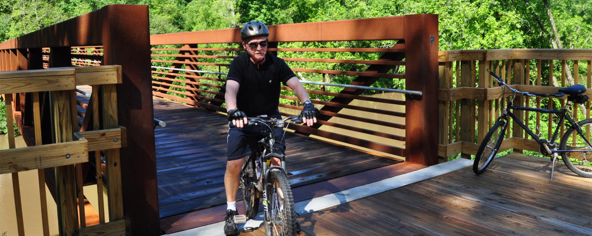 Johnston County Bike Routes|JCVB
