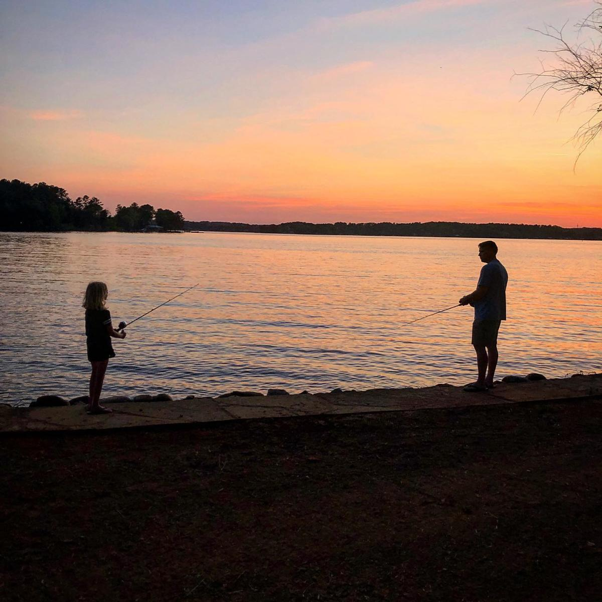 How To Enjoy Father's Day In Lake Norman