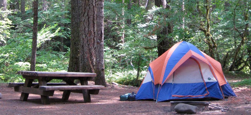 Campgrounds & RV Parks | Eugene, Cascades & Oregon Coast