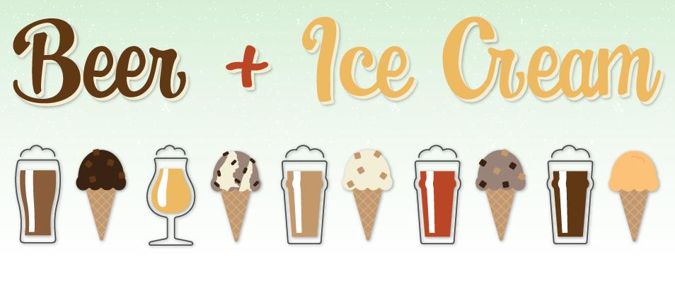 Lansing's Favorite Beer and Ice Cream Pairings
