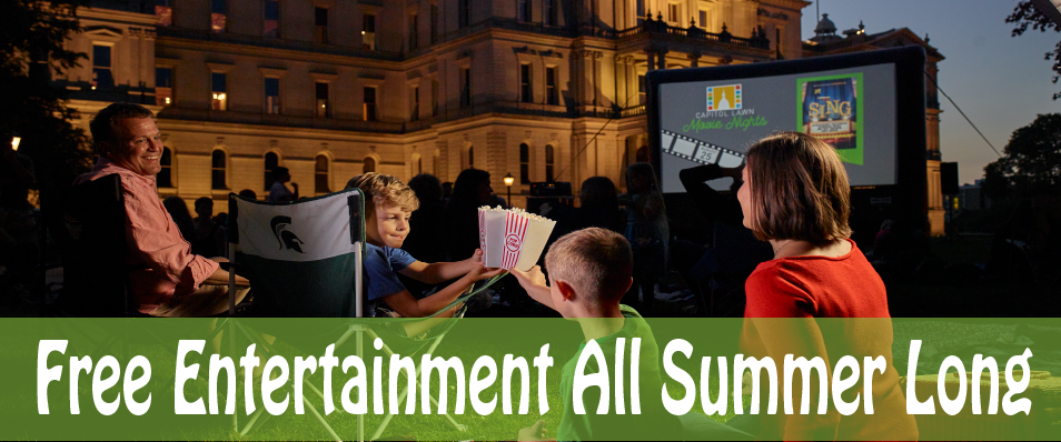 Greater Lansing S Summer Of Free Entertainment