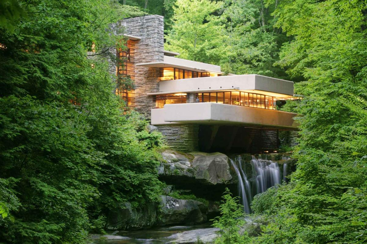 Lloyd Frank Wright Houses frank lloyd wright tours | fallingwater