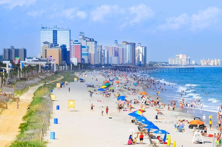 Plan Your Trip To Myrtle Beach Sc