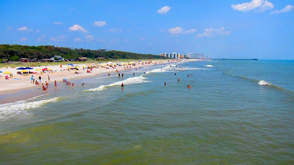 Myrtle Beach Current Weather 2019 | Climate, Tides, Storm