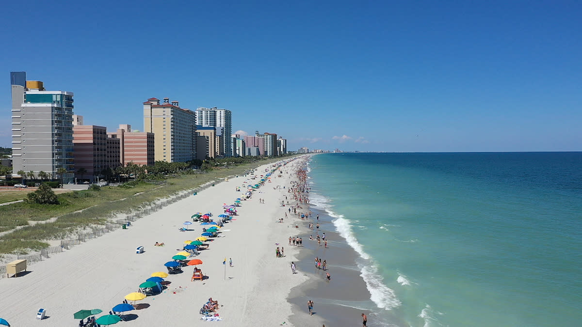Things To During Christmas 2021 In Myrtle Beach Visit Myrtle Beach S C Looks Ahead To 2021 With New Tourism Developments Visit Myrtle Beach Sc
