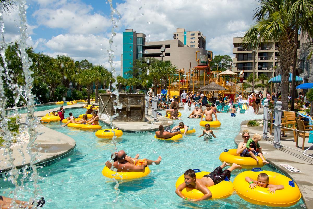 Myrtle Beach Resorts >> Myrtle Beach Resorts With Lazy Rivers Visit Myrtle Beach Sc