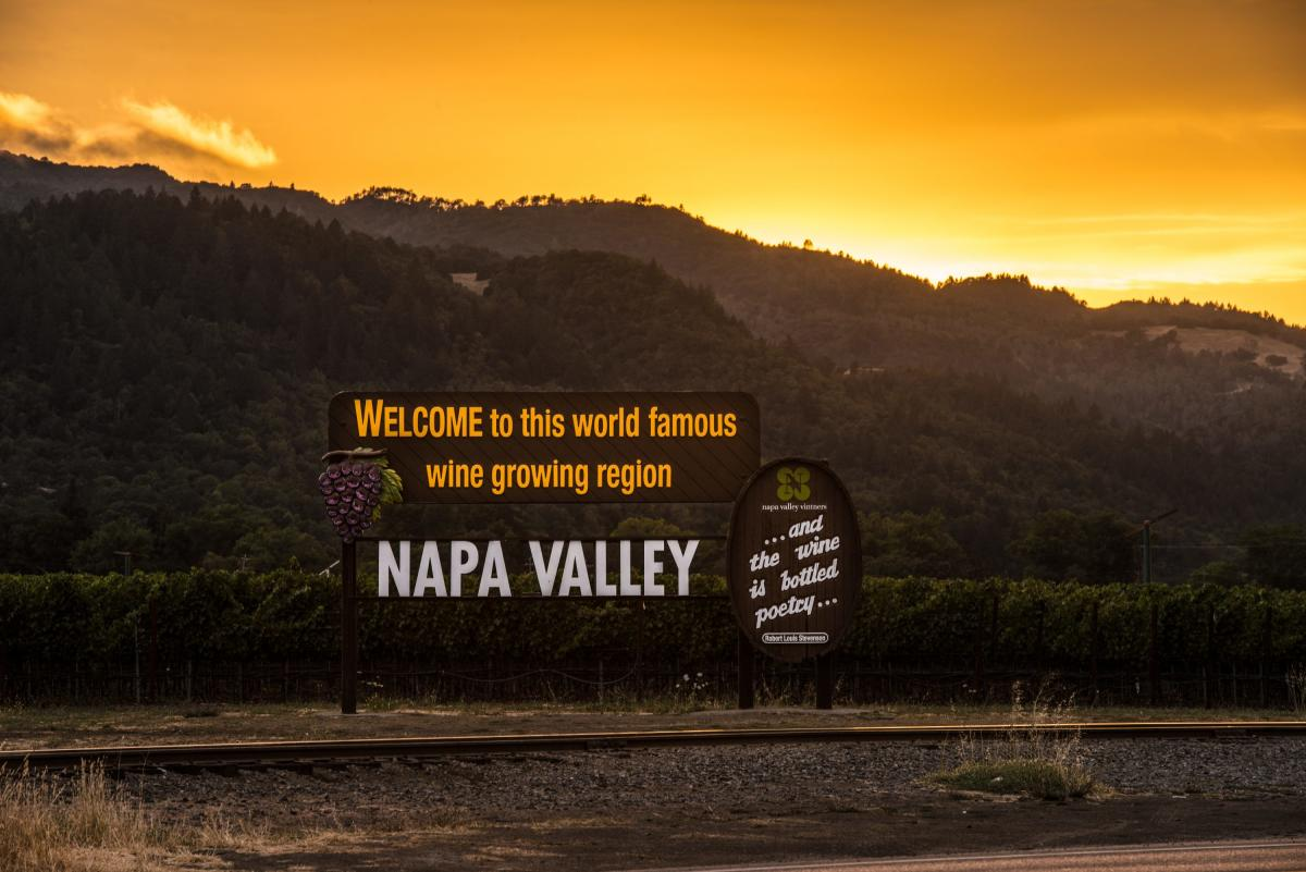 Find The Best Time To Visit Napa Valley Seasonal