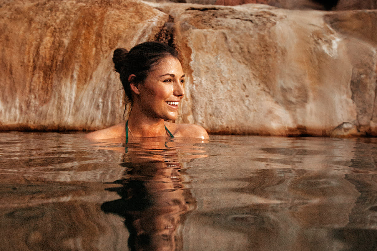 Top Spots To Relax In New Mexico Hot Springs Amp Spa