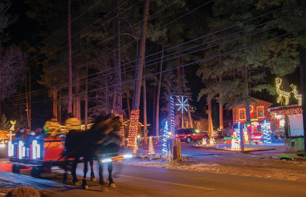 Ruidoso Christmas Parade 2020 A Holiday To Remember In Ruidoso