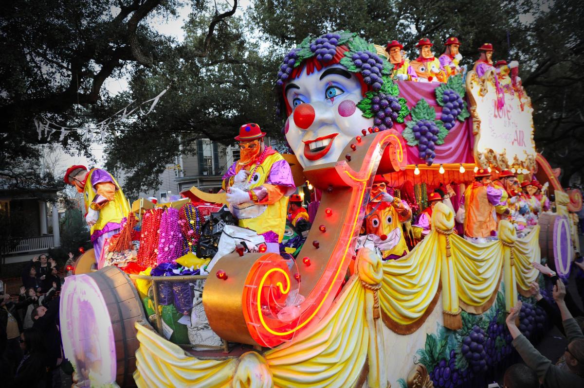 Mardi Gras History & Traditions | Mardi Gras New Orleans
