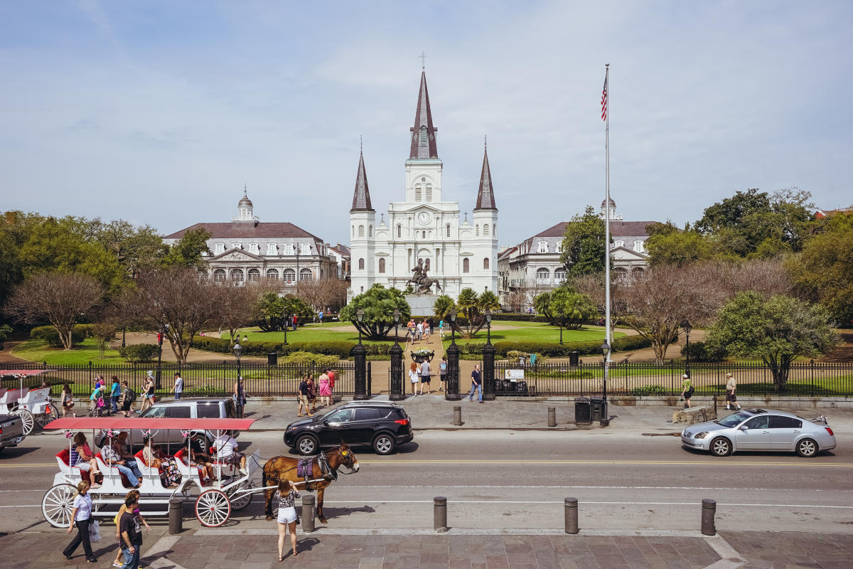 Ultimate New Orleans Bucket List