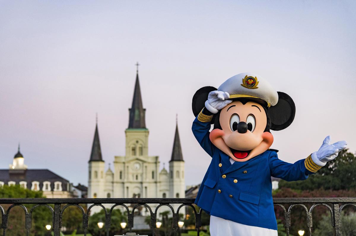 Disney Wonder New Orleans Port Itinerary