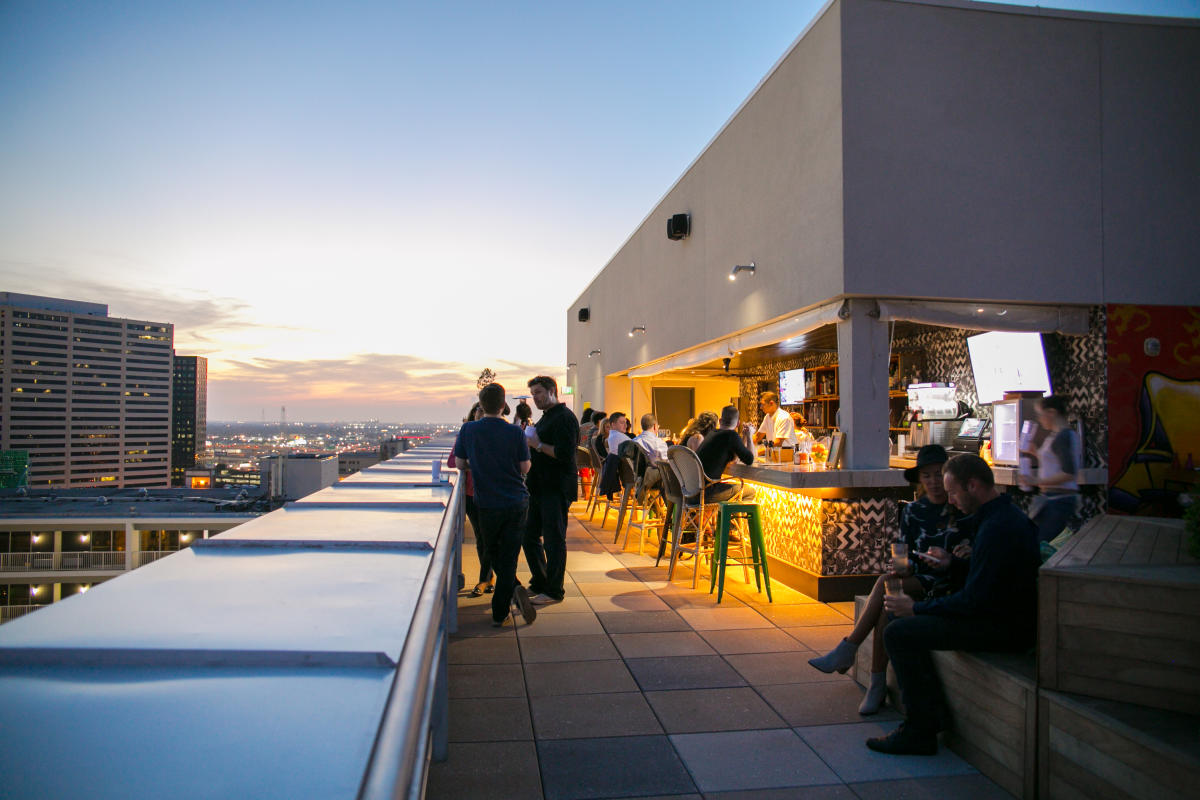 Rooftop Bars in New Orleans