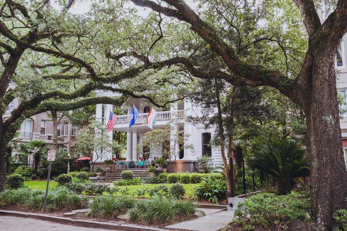 Hotels on St. Charles, New Orleans