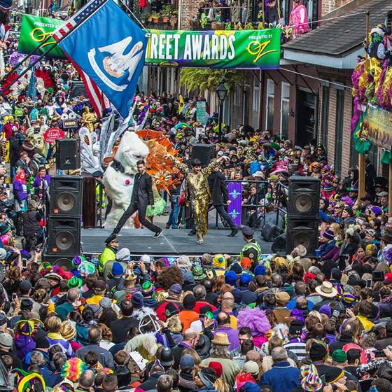 Mardi Gras New Orleans 2020.Lgbtq Mardi Gras New Orleans
