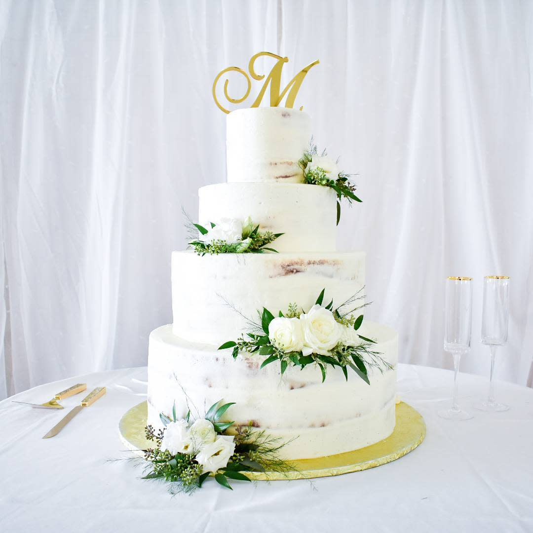 Wedding Cake Bakeries In New Orleans