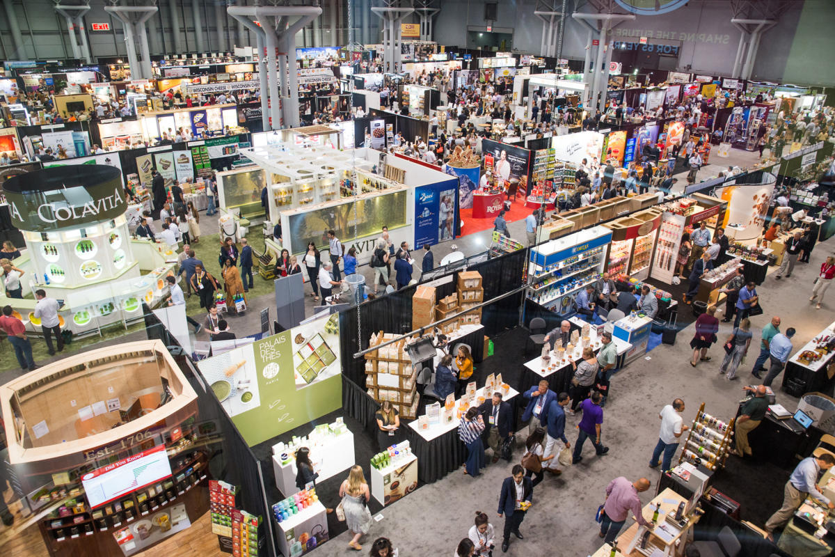 A Feast for the Senses at the Summer Fancy Food Show