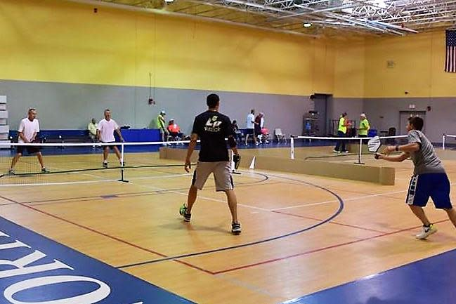 Where to Play Pickleball in North Myrtle Beach