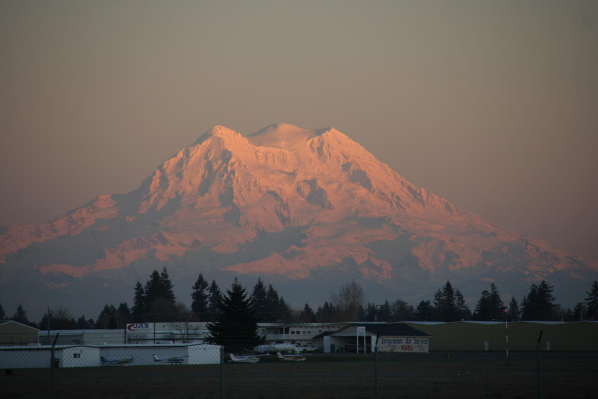Top Seven Spots To View Mount Rainier In The Olympia Region