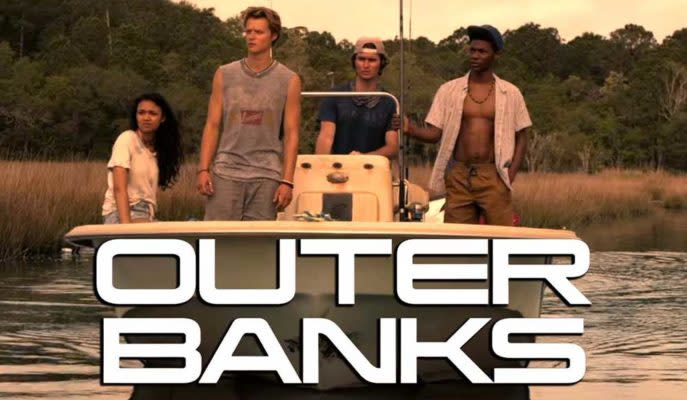 How The Outer Banks Netflix Show Compares to The Real OBX