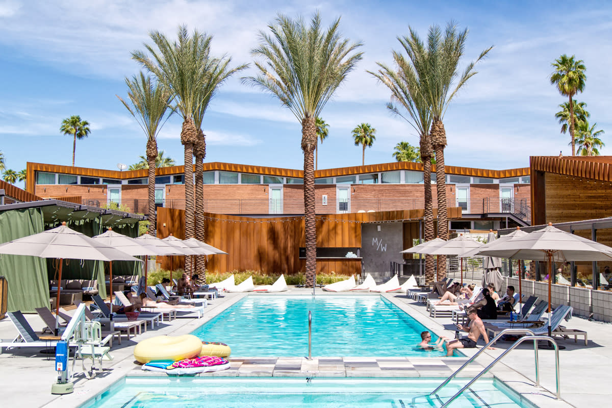 Palm Springs Hotels >> Best Pools To Chill At This Summer In Greater Palm Springs