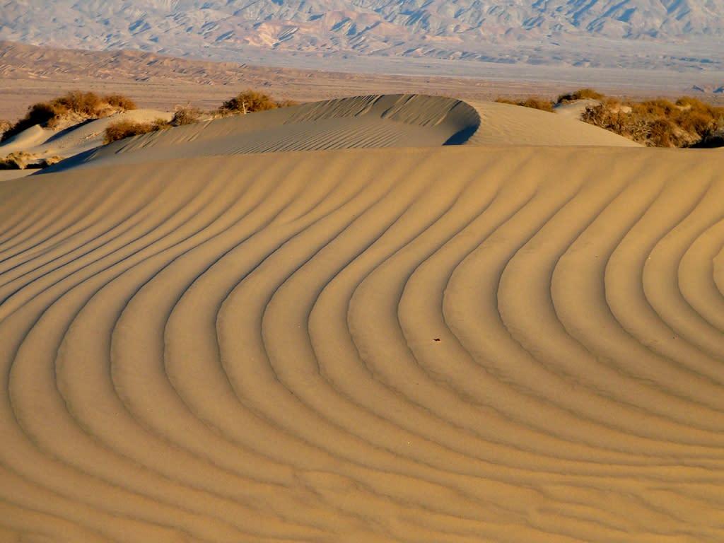 California's Mysterious Sand Dunes