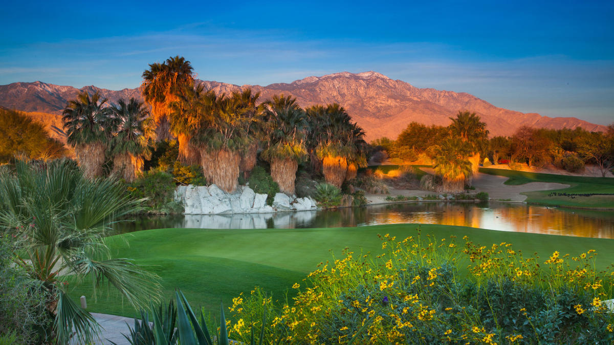 Five Scenic Golf Courses In Greater Palm Springs