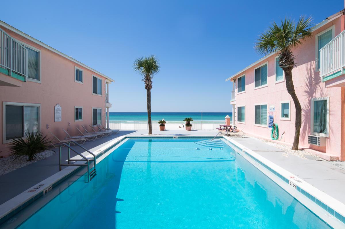 Panama City Beach Motels | Beachfront Motels & More