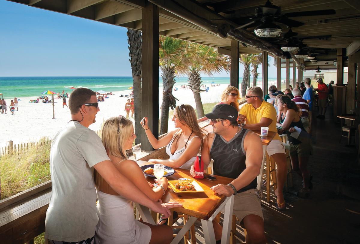 Restaurants On The Water In Panama City Beach