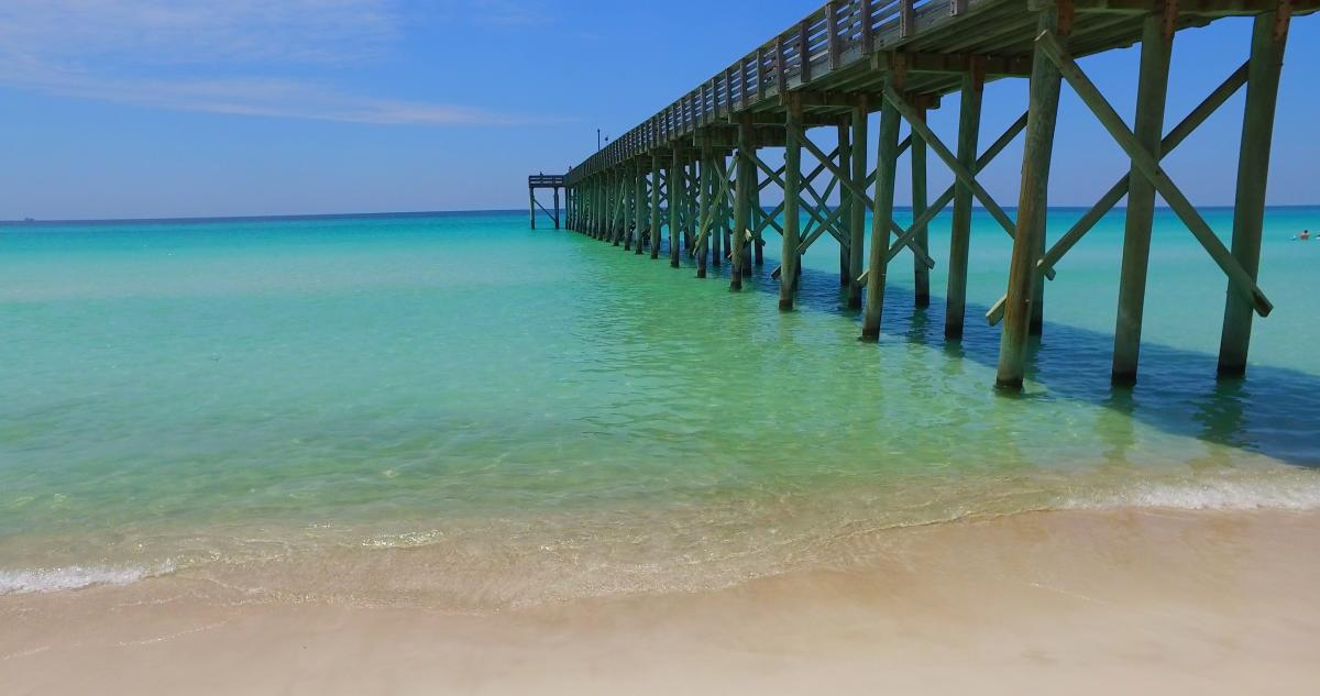 Panama City Beach Piers Russell Fields Pier Amp More