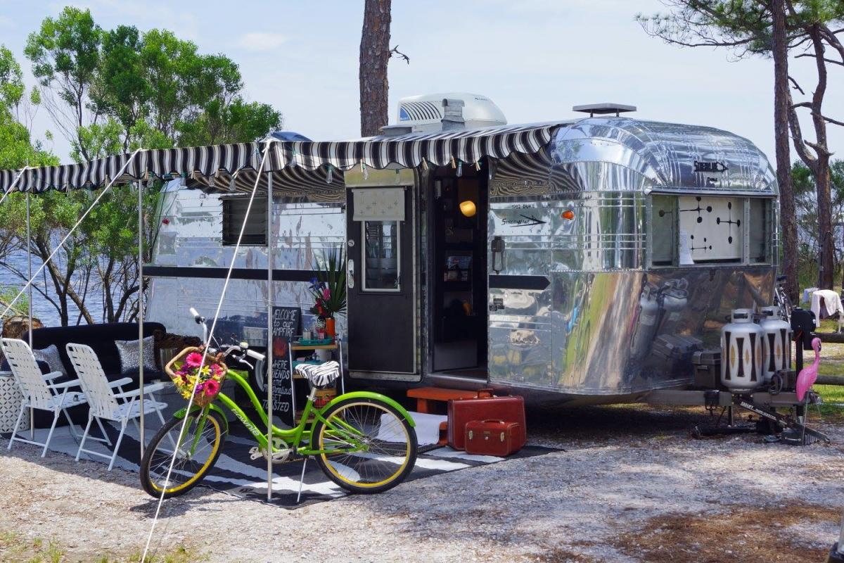 Panama City Beach Campgrounds | RV Parks and Camping Close to Beaches
