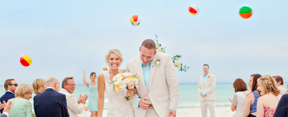 Panama City Beach Wedding Reception Locations Resorts Churches