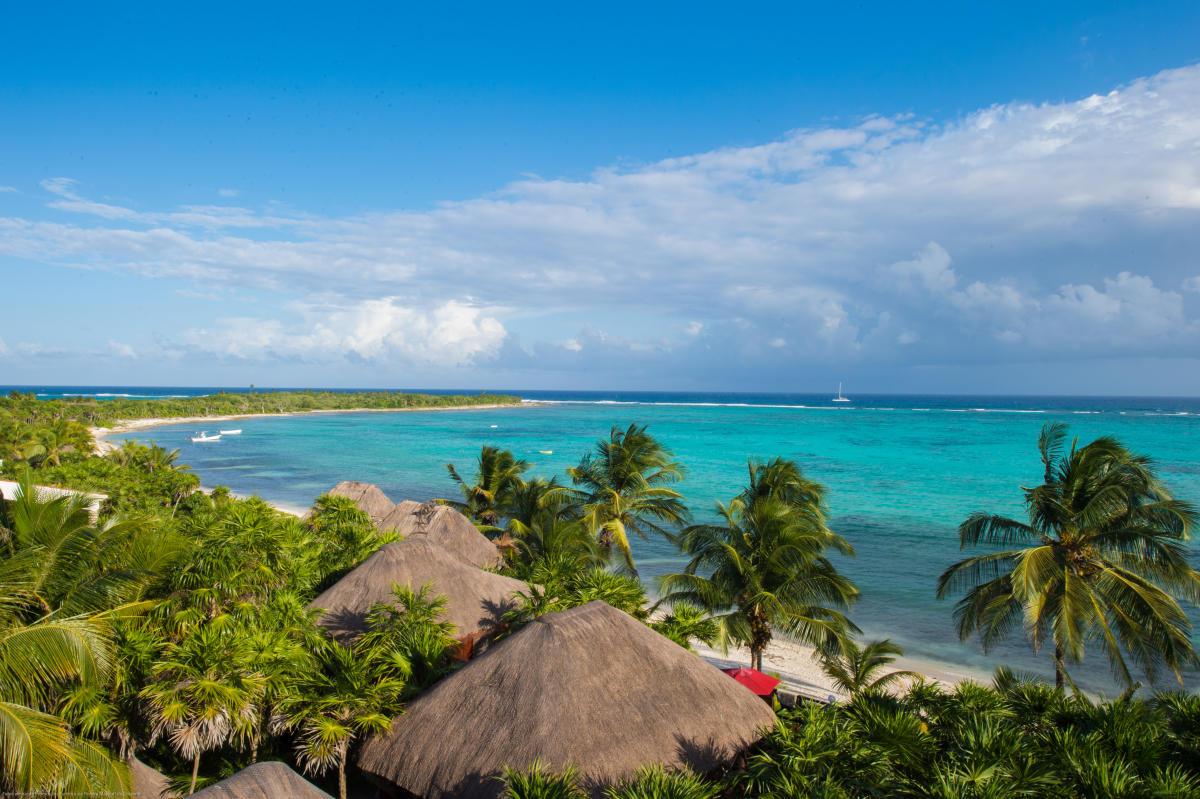 Hoteles, actividades y restaurantes en Riviera Maya