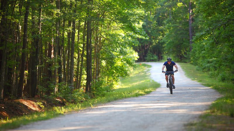 The Best Trails to Hike, Bike and Run in Raleigh, N C