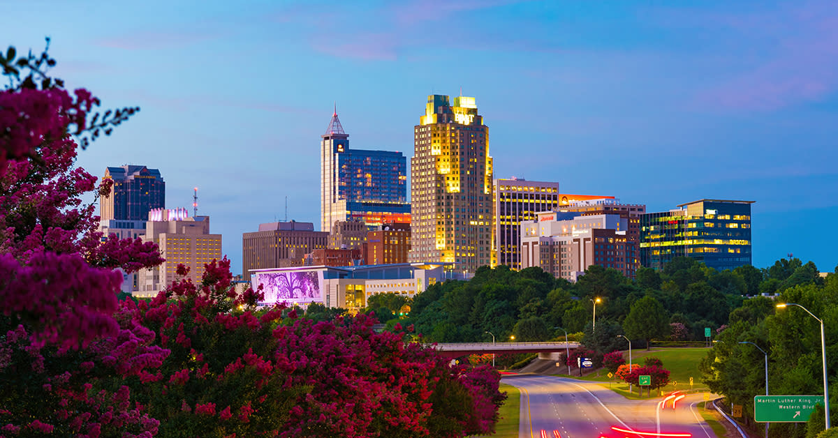 Raleigh, N.C., Official Tourism Site | Hotels, Restaurants, Things to Do  and Events