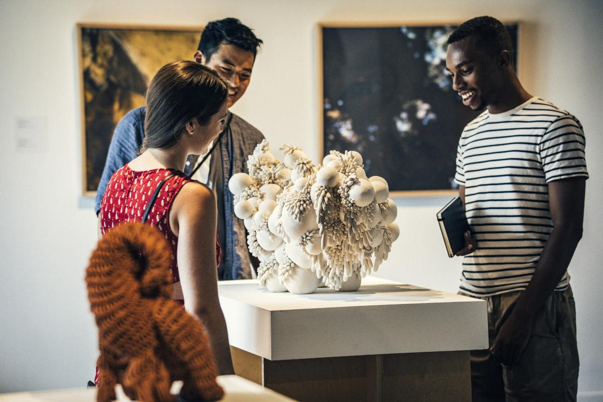 Arts Culture In Rhode Island Art Galleries Museums