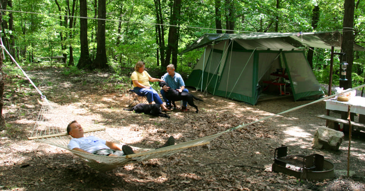 Free Dry Camping in Tennessee | Camping