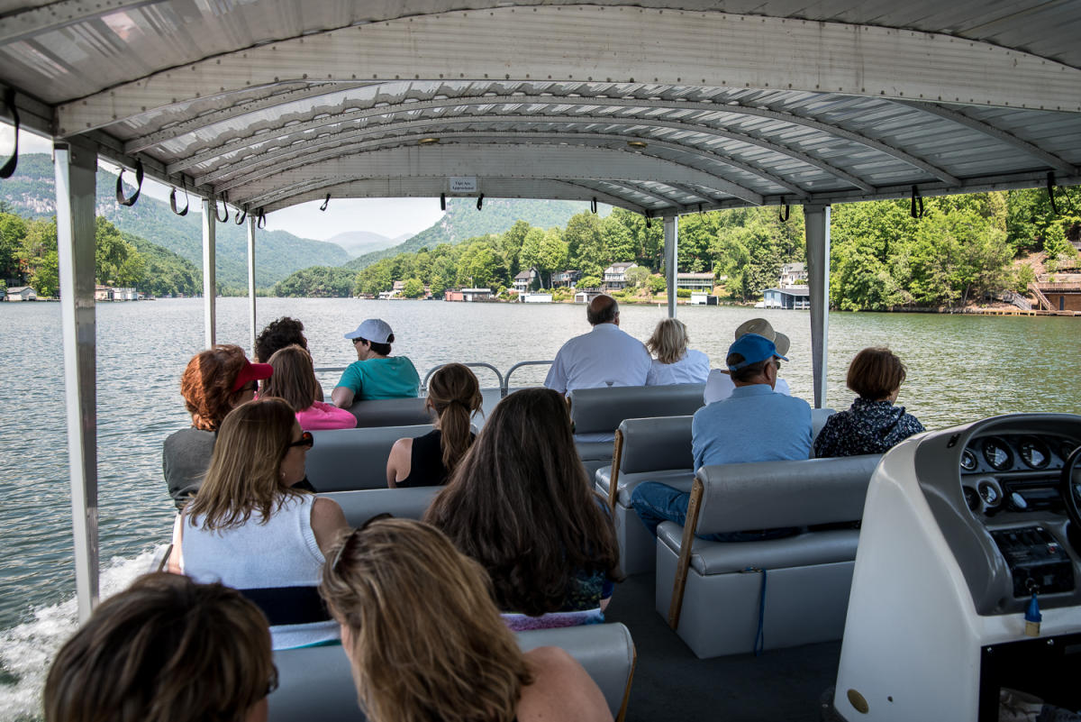 Boat Tours Cruises Amp Rentals In Lake Lure Water Activities