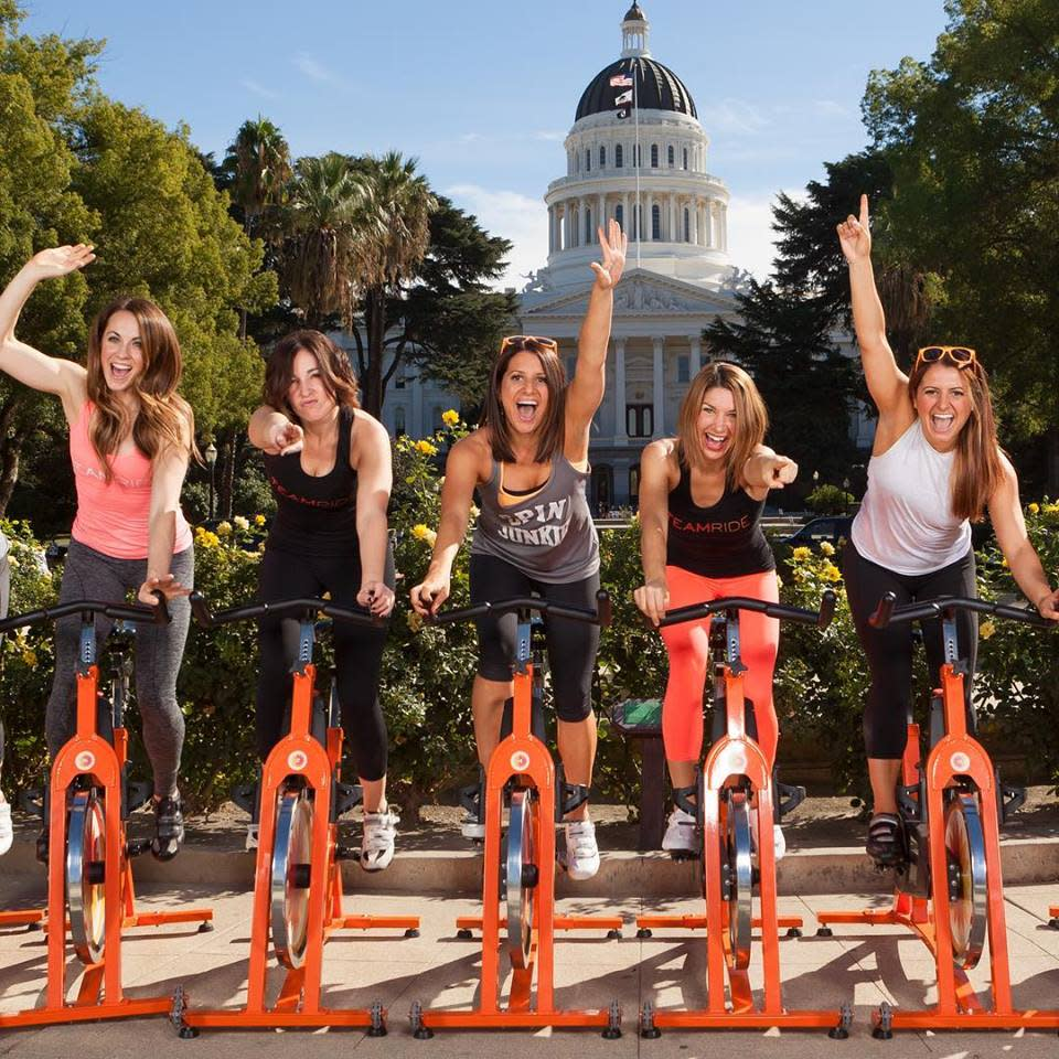 b33a7201c9 Stay Fit on your Sacramento Visit: Local Fitness Studios with Day Passes