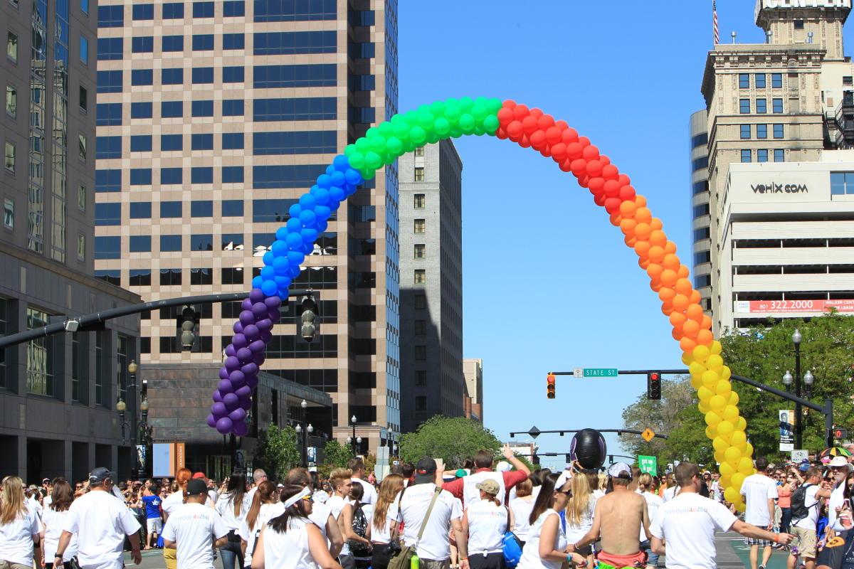 Salt Lake City is LGBTQ Friendly