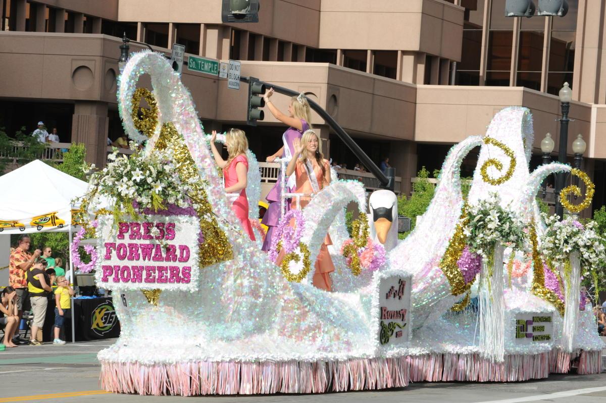Days Of 47 Celebrations In Salt Lake