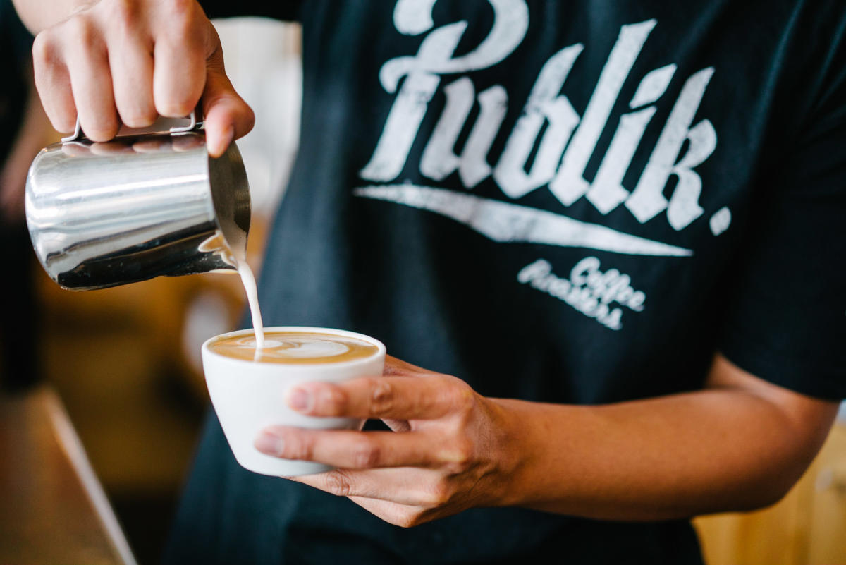 Best Places to Get Coffee in Salt Lake