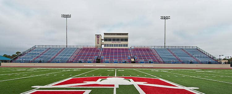 High School Football Bleachers Amp Stadiums Southern Bleacher
