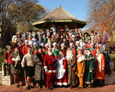 St Charles Christmas Parade 2020 St. Charles' Legends of Christmas | Holiday Traditions